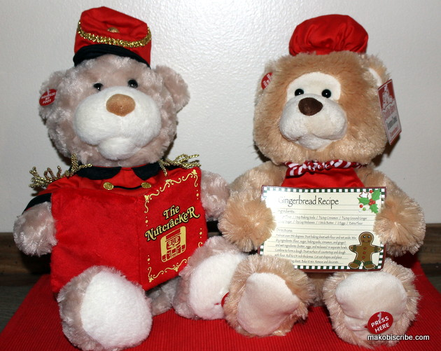 Cuddle Barn Talking Toys For The Holidays