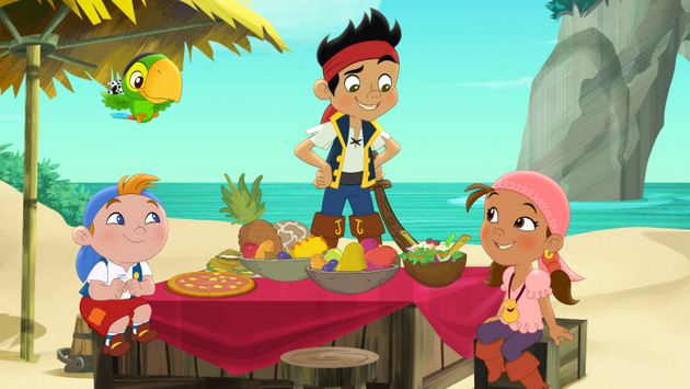 Jake and the Never Land Pirates: Never Land Rescue Coming Soon On DVD