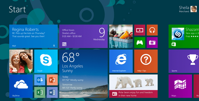 Microsoft Introduces The New Windows 8.1 #WindowChampions #MyStart