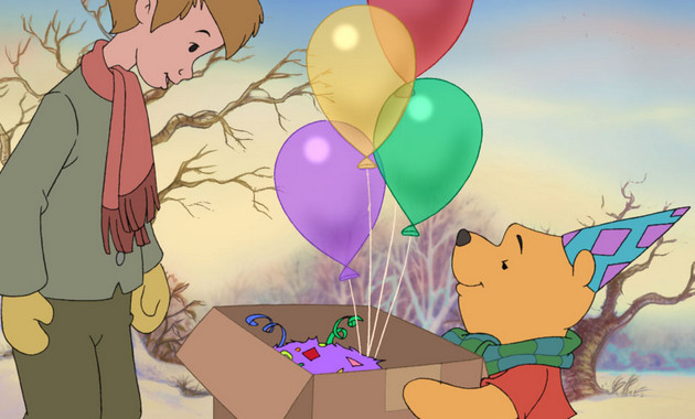 Buy Winnie The Pooh on DVD And BluRay Now