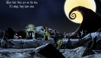 Experience The Nightmare Before Christmas In A Whole New Way