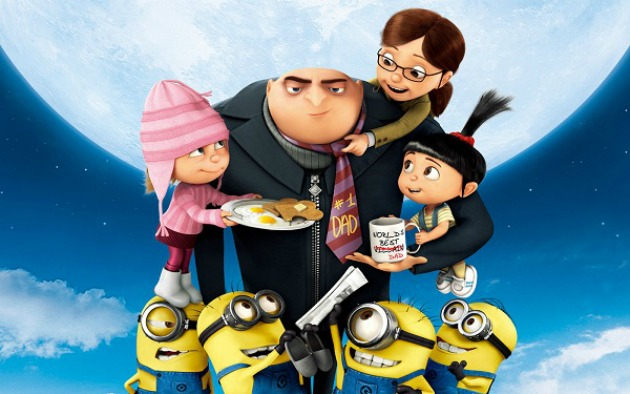 Despicable Me 2 Is Side-Stitching Funny!