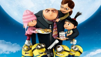 Despicable Me 2 Is On Blu-Ray And DVD