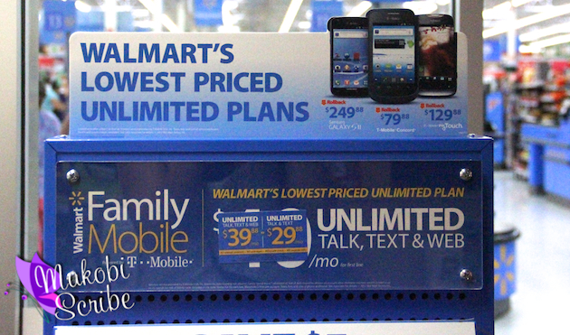 FamilyMobileSaves #shop Walmart