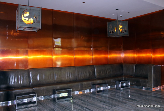 Lobby of the Graves 610 Hotel