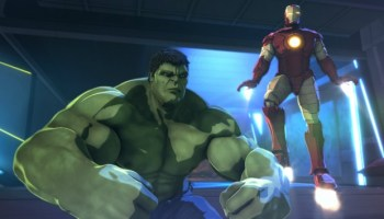 Marvel's Iron Man & Hulk: Heroes United Will Make Your Kids Cheer