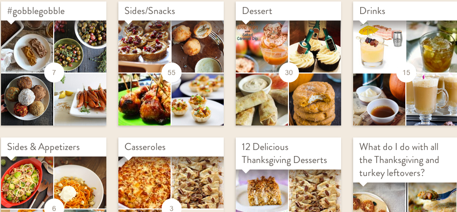 Thanksgiving Recipes On Foodie