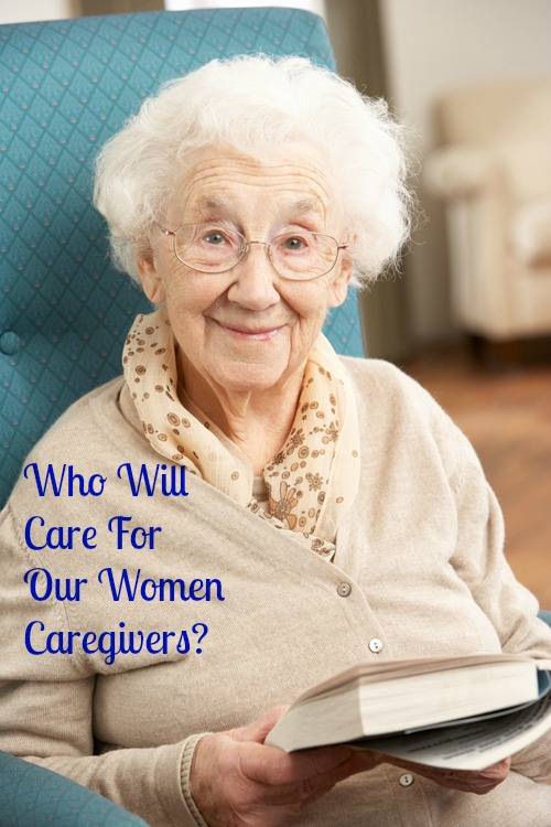 Who WIll Be Caring For Our Caregivers #GenworthHoliday