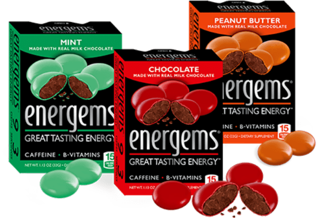 Energems Energy Bites Are Great For On The Go Energy