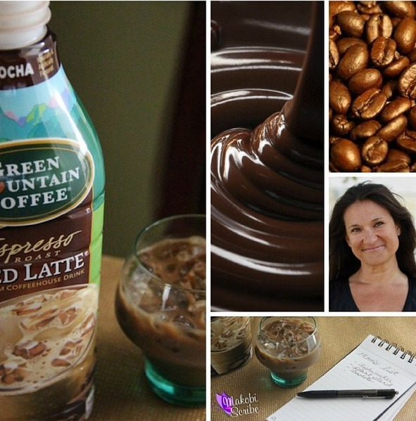 Making My Christmas List With Green Mountain #GMIcedLatte