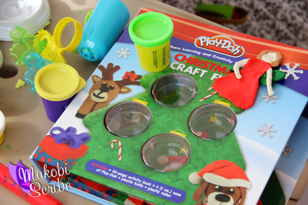 Play Doh Has Easy Christmas Ornament Crafts For Kids