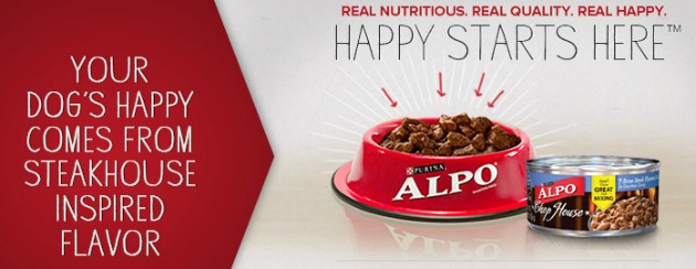 How Does Your Dog React To ALPO Dog Food? #HappyStartsHere
