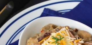 Chicken Bacon Chili Slow Cooker Recipe