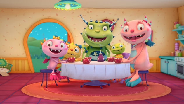 Meet Henry And The Rest Of The Hugglemonsters