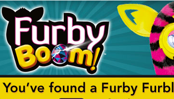 Toys R Us Furby Hatchling Code