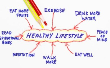 Five Tips To Live A Healthy Lifestyle