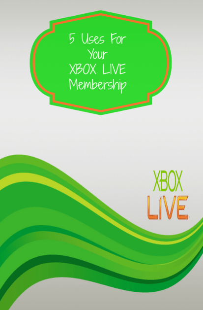 5 Uses For Your Xbox Live Membership