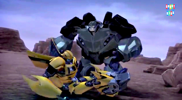 Bumblebee Can't Transform