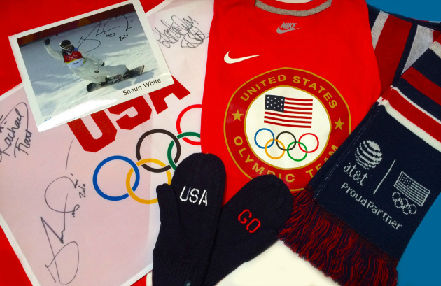 Three Ways You Can Support Team USA In The Sochi Olympics #ItsOurTime
