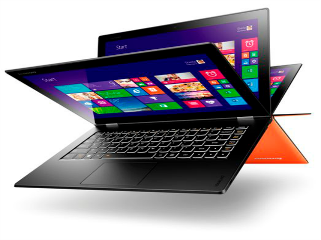 You Will Flip Over The Lenovo Yoga Pro 2 #Intel2in1