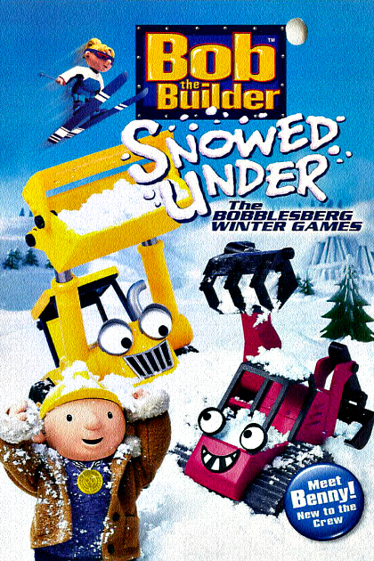 bob the builder snowed under