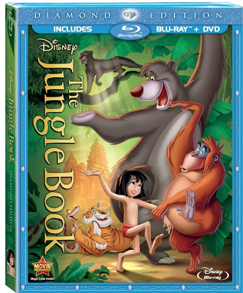 jungle book cover