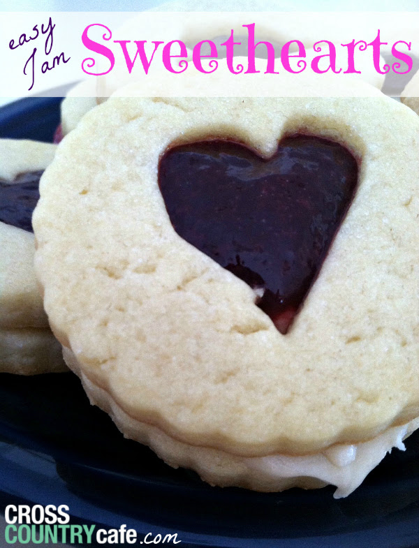 Free Valentine's Printables From Cross Country Cafe!