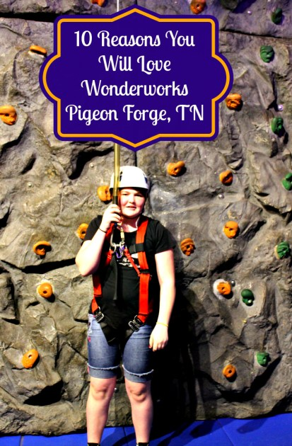 10 Reasons You Will Love Wonderworks Pigeon Forge TN