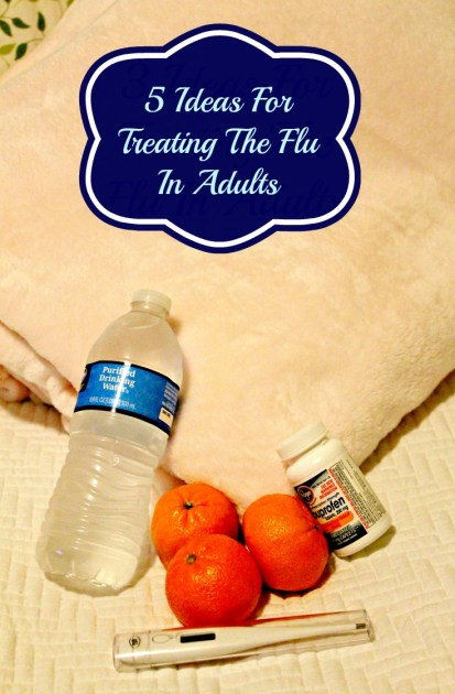 5 Ideas  For Treating The Flu In Adults
