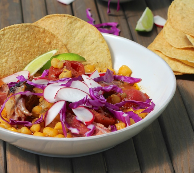Pozole Rojo #CansGetYouCooking