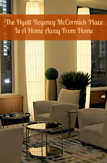The Hyatt Regency McCormick Place Is A Home Away From Home
