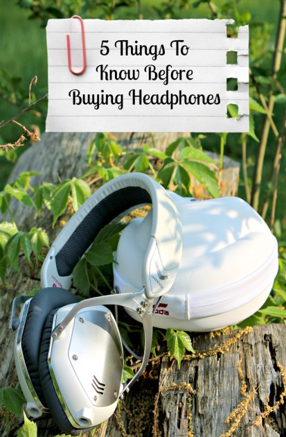 5 Things To Know Before Buying Headphones Pin