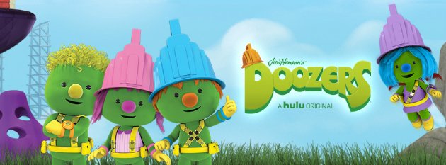 Hulu Plus Original Series Doozers