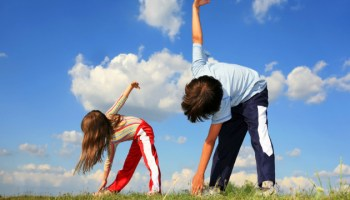 Getting Your Child To Exercise