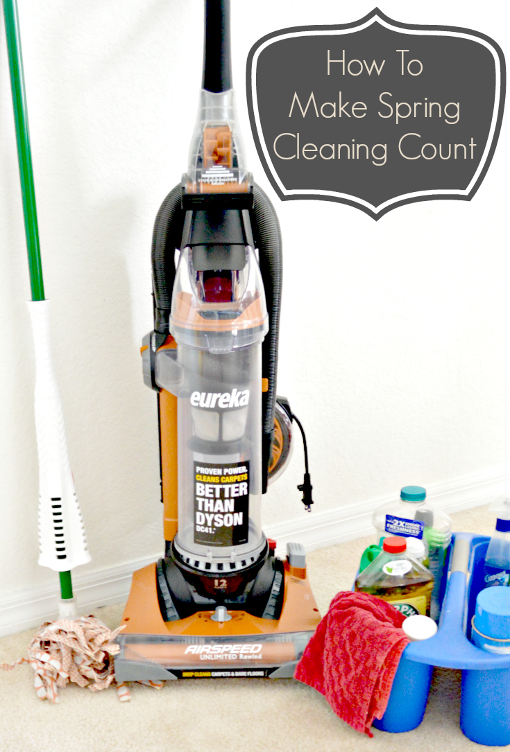 Spring Cleaning: Five Areas Not To Miss