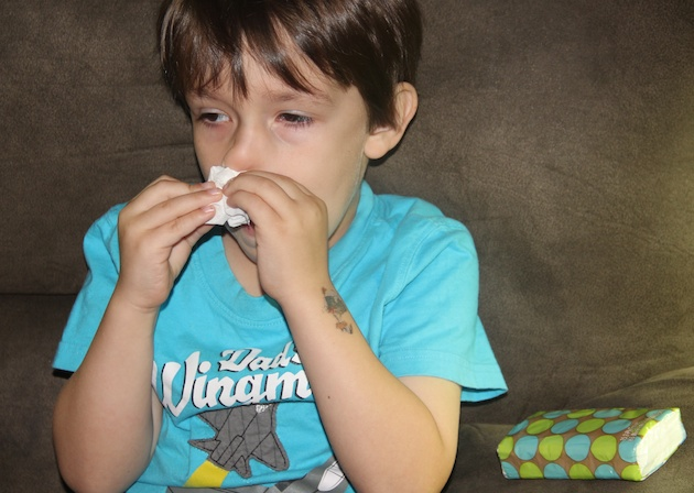 Six Ways To Relieve Kids Allergy Symptoms (for kids who hate meds)