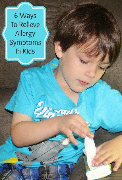 Relieve Allergy Symptoms