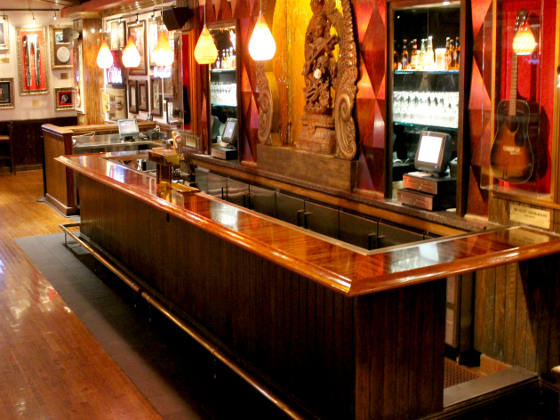 Save yourself from a DUI and Create Your Own Bar
