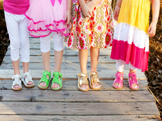 Five Tips For Choosing The Right Shoes For Your Child