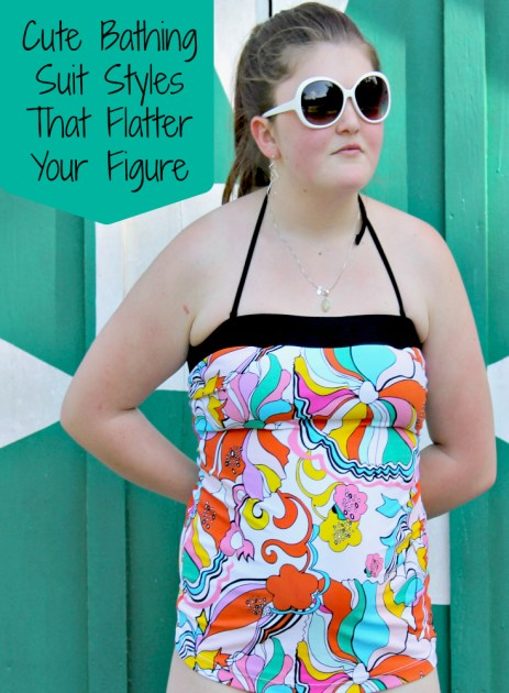 Cute bathing suit styles that flatter your figure