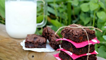 Invisible Chef Brownies