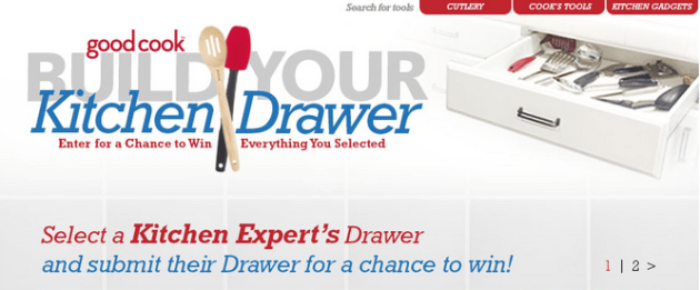 Build Your Kitchen Drawer