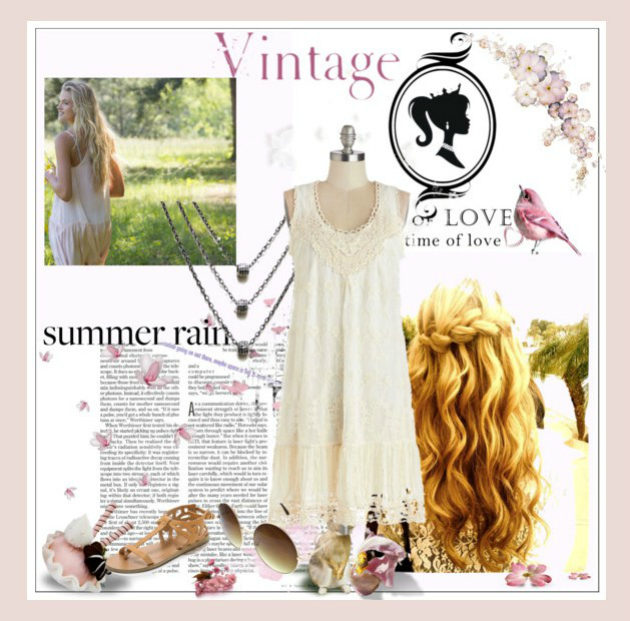 Guide To Vintage Fashion Inspired By Endless Love