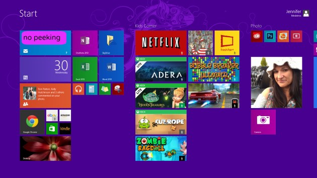 customizing windows 8