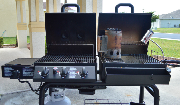 grillwithcharcoalgrill