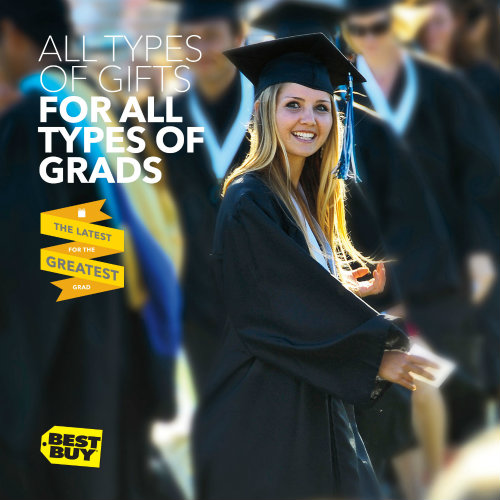 Best Buy Has Great Gifts For New Grads #GreatestGrad