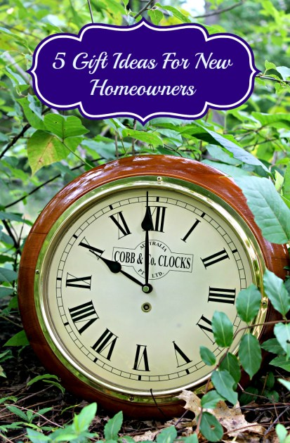 5 Gift Ideas For New Homeowners pin