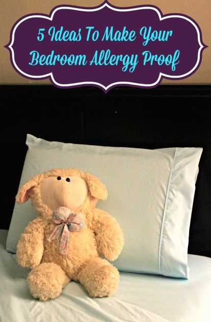 5 Ideas To Make Your Bedroom Allergy Proof pin