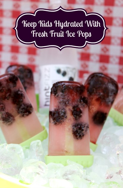 Keep Kids Hydrated With Fresh Fruit Ice Pops pin