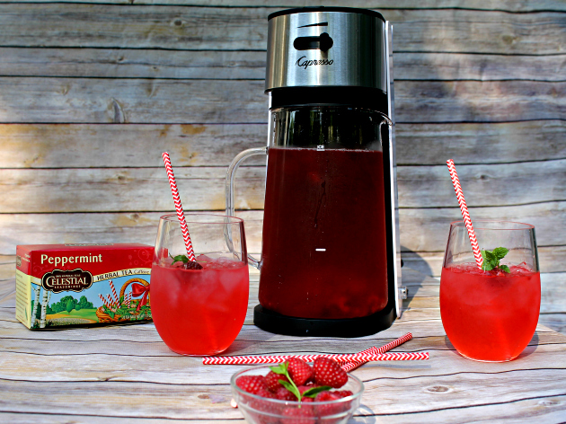 capresso iced tea machine